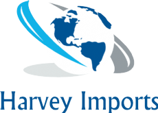 Harvey Imports Logo | Links to homepage